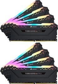 Corsair Vengeance RGB PRO Black 128GB 3600MHz CL18 DDR4 KIT OF 8 CMW128GX4M8X3600C18