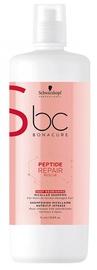 Šampoon Schwarzkopf BC Bonacure Repair Rescue Deep Nourishing Micellar, 1000 ml