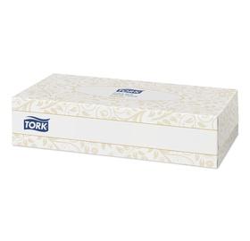 Tork Premium Napkins 10.4x20cm 100pcs White