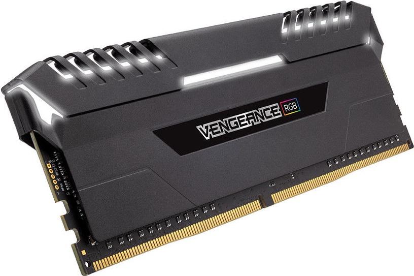 Corsair Vengeance RGB LED Series 32GB 3000MHz CL16 DDR4 KIT OF 2 CMR32GX4M2D3000C16