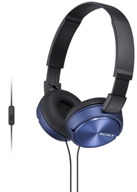Kõrvaklapid Sony MDR-ZX310AP Blue