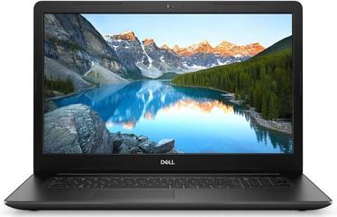 "Sülearvuti Dell Inspiron 3793 7038 Black PL Intel® Core™ i5, 8GB/256GB, 17.3"""