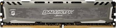 Crucial Ballistix Sport LT Gray 8GB 3000MHz CL15 DDR4 BLS8G4D30AESBK