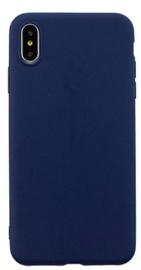 Mocco Ultra Slim Soft Matte Back Case For Samsung Galaxy S10e Blue