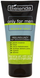 Bielenda Only For Man Super Mat Peeling Cleansing Gel 150ml