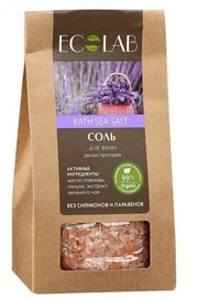 ECO Laboratorie Bath Sea Salt 400g Relax