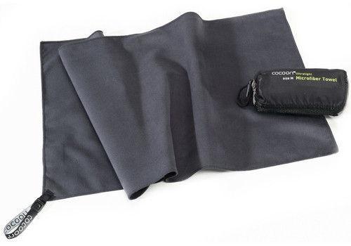 Cocoon Microfiber Towel Grey XL