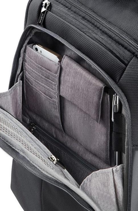 """Samsonite Notebook Backpack XBR For 15.6"""" Black"""
