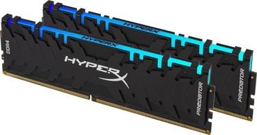 Kingston HyperX Predator RGB 16GB 3600MHz CL17 DDR4 Kit Of 2 HX436C17PB4AK2/16