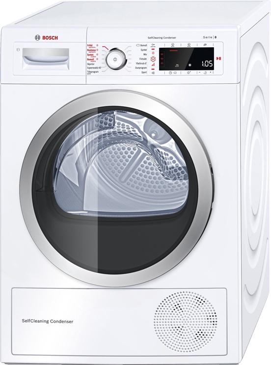 Kuivati Bosch WTW855R9SN