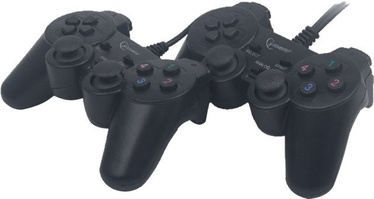 Gembird Double USB Dual Vibration Gamepad JPD-UDV2-01