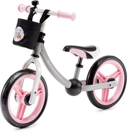 Kinderkraft 2Way Balance Bike Pink