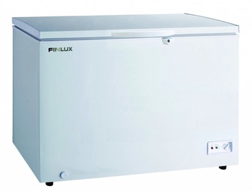 Sügavkülmik Finlux FR-CF400DA+W