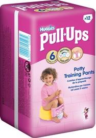 Huggies Pull Ups Girls 12