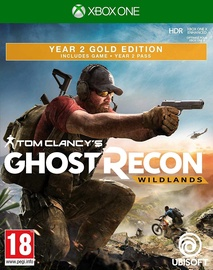 Tom Clancy's Ghost Recon: Wildlands Year 2 Gold Edition Xbox One