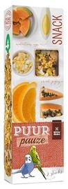 Witte Molen Puur Pauze Seed Sticks Orange & Papaya 60g
