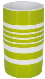 Spirella Tube Stripes Green