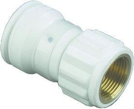"Henco Adapter Nipple Push-Fitting 1/2""F 16mm"