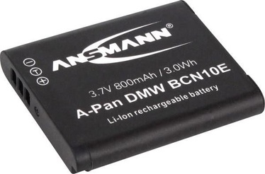 Ansmann A-PAN Camera Battery DMW-BCN10E LI 3.7V/ 800mAh