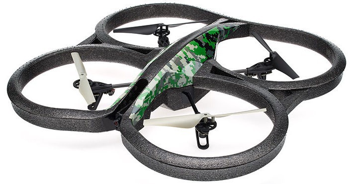 Parrot AR.Drone 2.0 Elite Edition Jungle