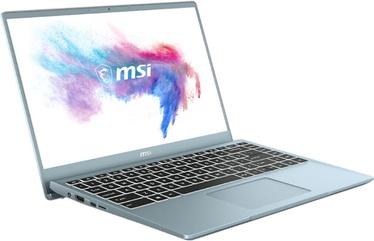 """Sülearvuti MSI Modern 14 B10MW-246PL Blue Intel® Core™ i5, 8GB/512GB, 14"""""""