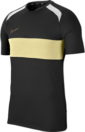 Nike Dry Academy TOP SS SA BQ7352 010 Black Gold XL