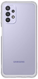 Samsung Soft Clear Back Case For Samsung Galaxy A32 5G Transparent