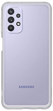 Samsung Soft Clear Back Case For Samsung Galaxy A32 5G Transparent