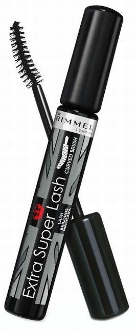 Rimmel London Extra Super Lash Curved Brush 8ml Black