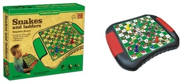 Snakes And Ladders Magnetic Board Game QX9602