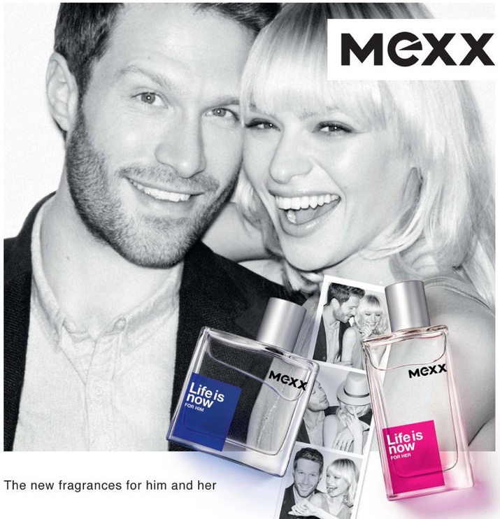 Mexx Life is Now Woman 50ml EDT