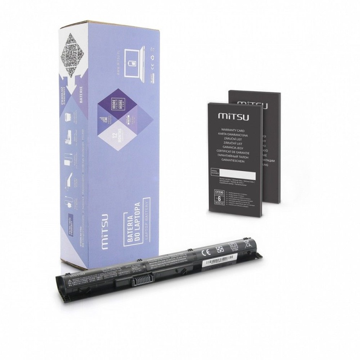 Mitsu Battery for HP ProBook 450 455 470 G3 2200mAh
