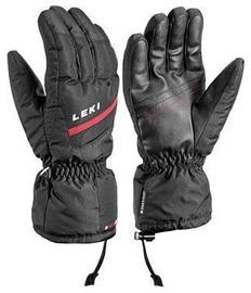 Перчатки Leki Vero Black Red, 10