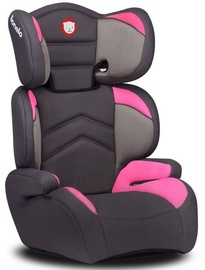 Turvahäll Lionelo Lars Candy Pink, 15 - 36 kg