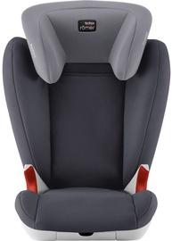 Автомобильное сиденье Britax Romer Seat Kid II Black Series Storm Grey