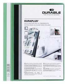 Durable Duraplus Folder Green