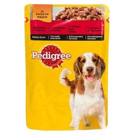Pedigree Adult Beef 100g