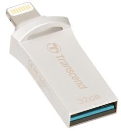 Transcend 32GB JetDrive Go 500 USB 3.1 Silver