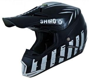 Shiro MX 305 Scorpion Black M
