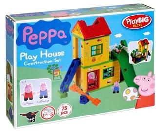 Конструктор BIG Peppa Pig Play House