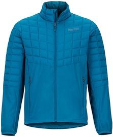 Marmot Mens Featherless Hybrid Jacket Maroccan Blue XL