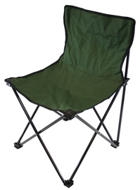 Diana Camping Chair 70 x 45cm Green