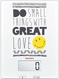 Soehnle Electronic Kitchen Scales Smiley Do small things