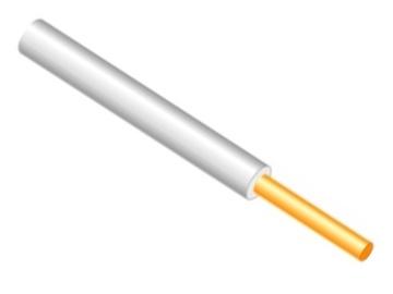 Lietkabelis PV-1/H07V-U, 1 x 4 mm²