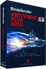 Bitdefender Antivirus Plus 2016 3Y 10U