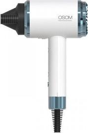 Osom Hair Dryer 1800W White