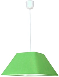 Candellux Robin 60W E27 Hanging Ceiling Lamp Green