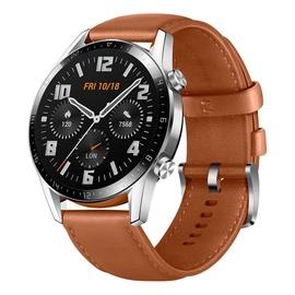 Умные часы Huawei GT2 Classic, коричневый