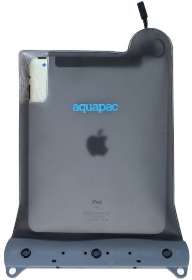 Aquapac Waterproof Case For iPad Grey