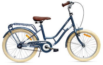 "Jalgratas Monteria Limber 20 Kids Graphite, 20"""